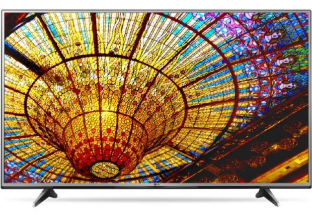 Like the 55-inch Ultra HDTV, the 60-inch is very reasonably priced (Photo via Walmart)
