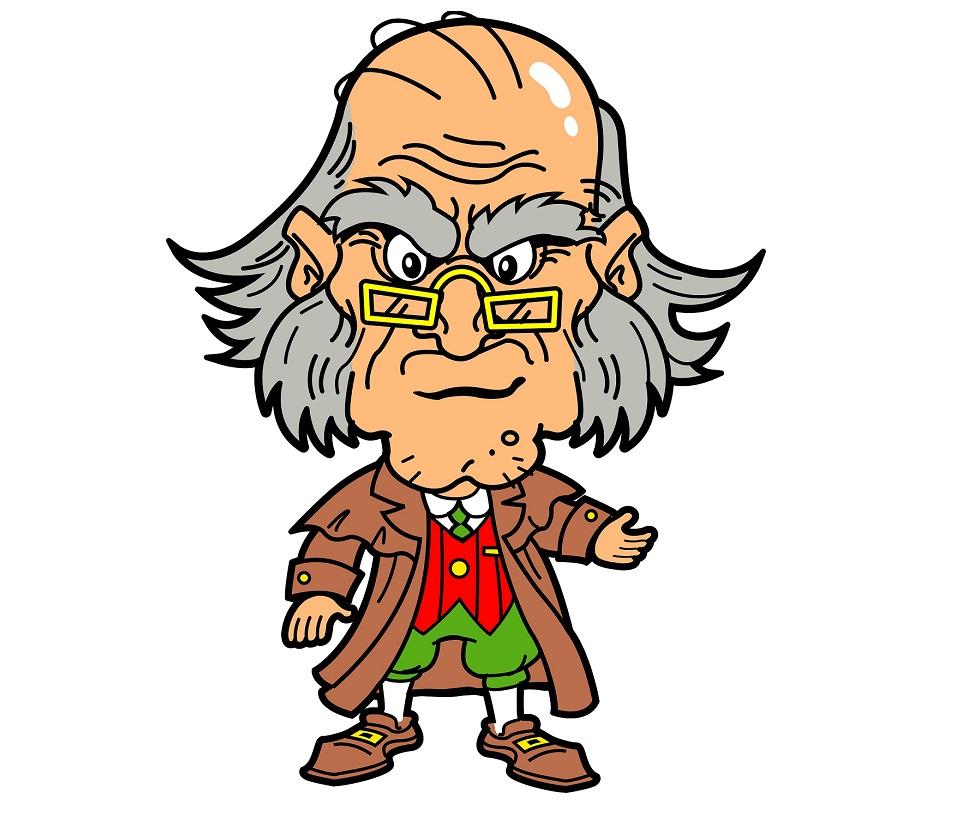 Christmas Carol Dickens Scrooge Shutterstock/Clipartman
