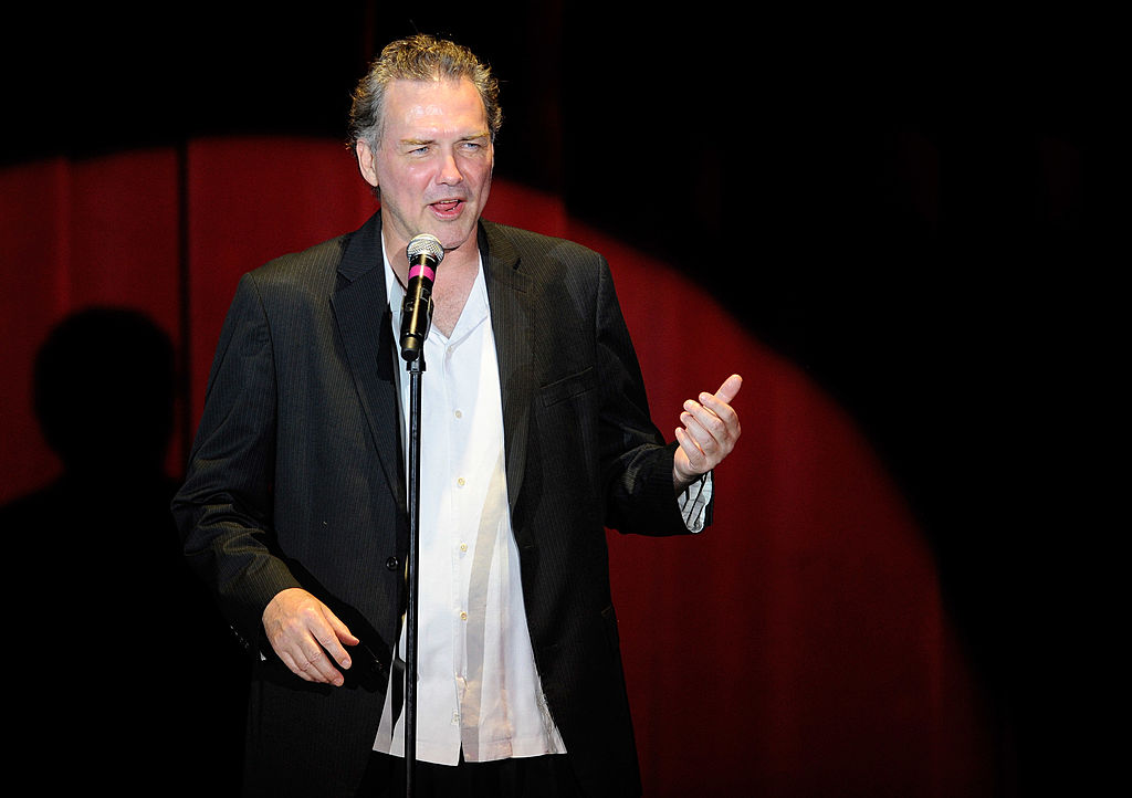 Norm Macdonald performs at The Orleans Hotel & Casino in Las Vegas (Getty Images)