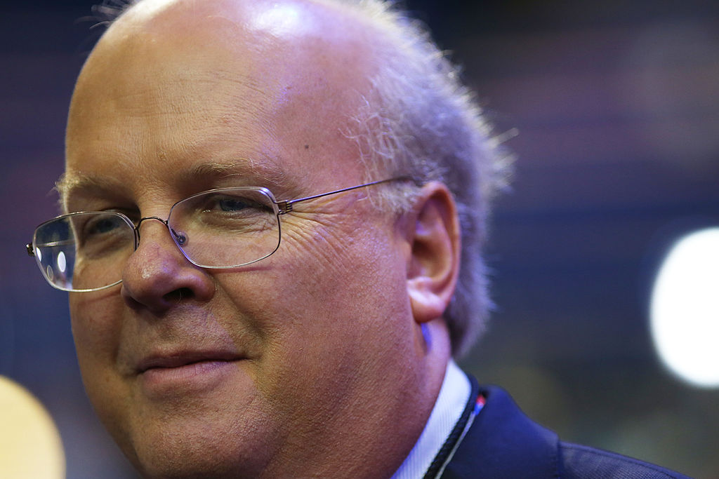 Karl Rove (Getty Images)