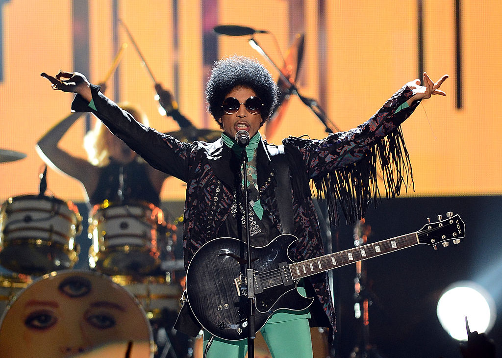 Prince died from an apparent accidental overdose at the age of 57. (Photo by Ethan Miller/Getty Images)
