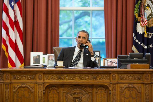(Photo: Pete Souza/White House via Getty Images)