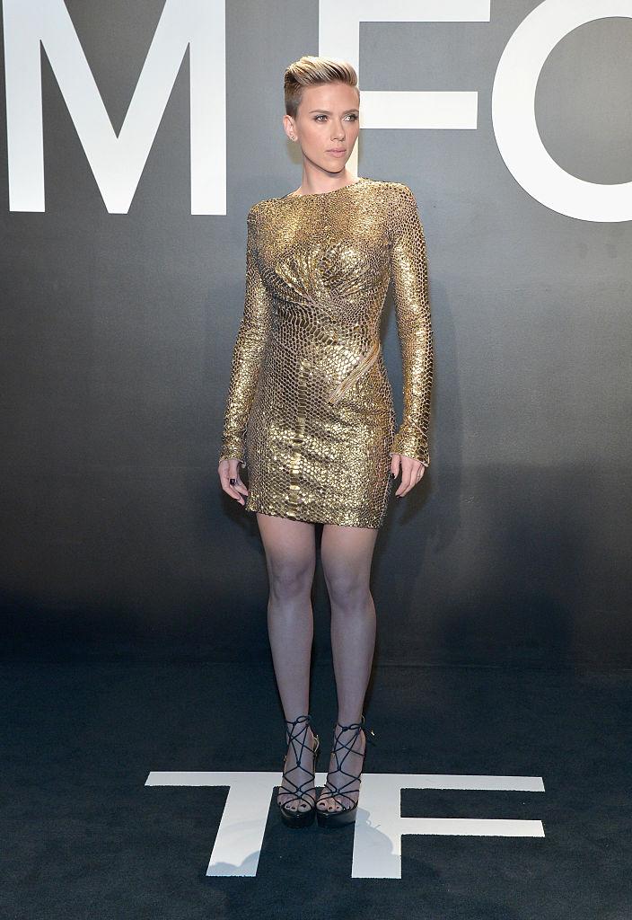 Scarlett Johansson (Photo credit: Getty Images)