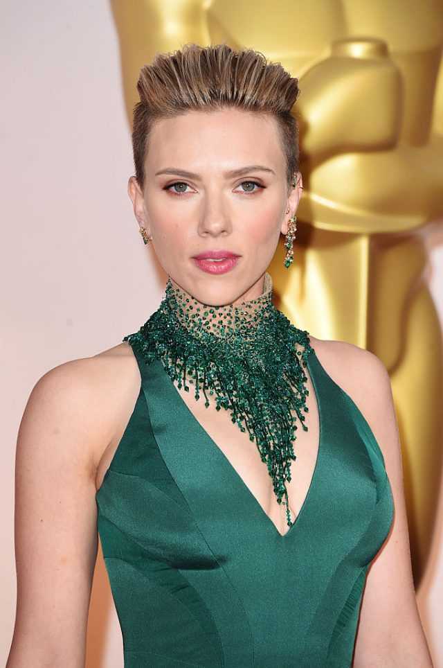 Scarlett Johansson (Photo credit: Getty Images)
