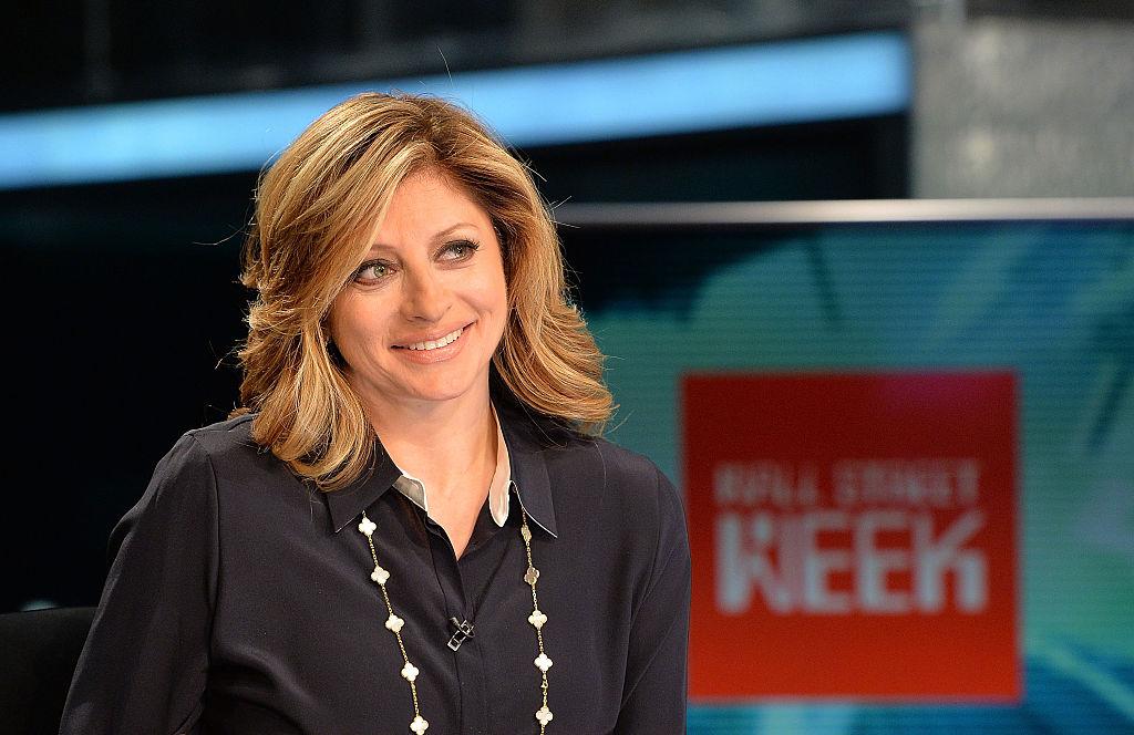 Maria Bartiromo (Getty Images)
