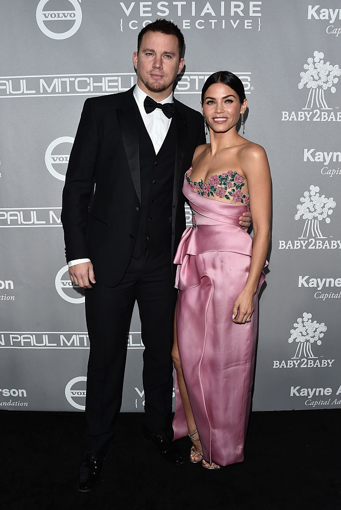 Actors Channing Tatum and Jenna Dewan Tatum attends the 5th Annual Baby2Baby Gala at 3LABS on November 12, 2016 in Culver City, California. (Photo by Alberto E. Rodriguez/Getty Images)