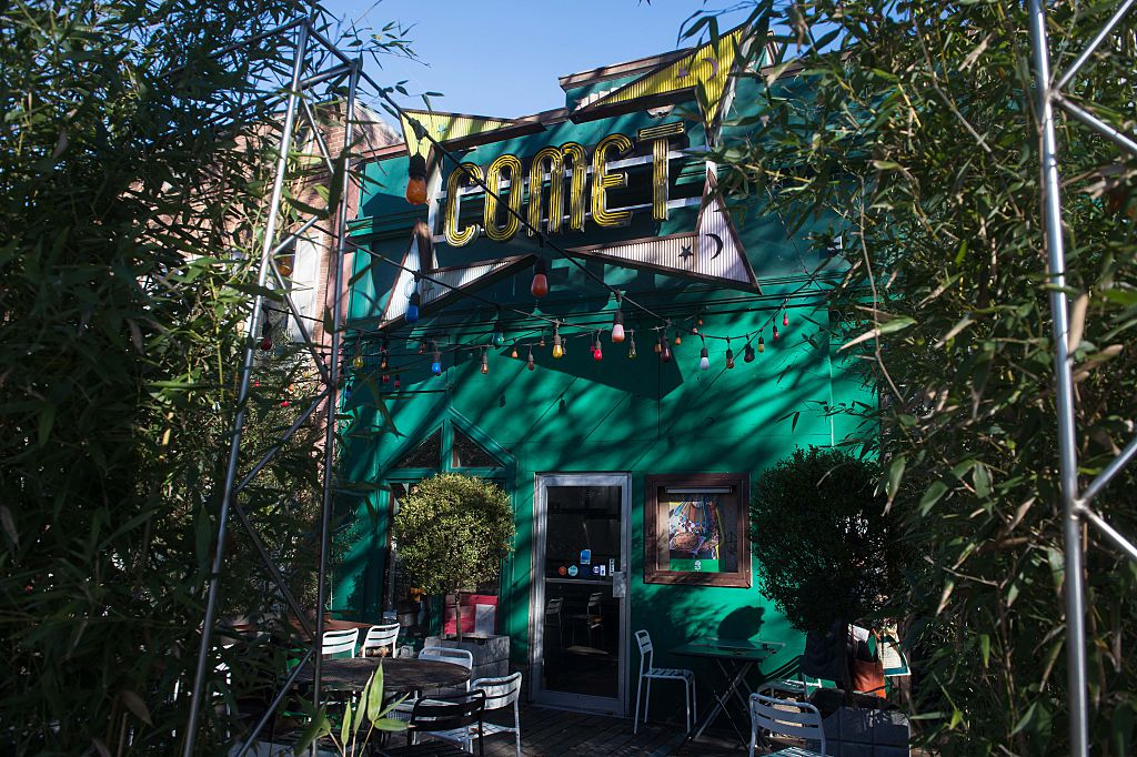 Comet Ping Pong in NW Washington, DC (Getty Images)