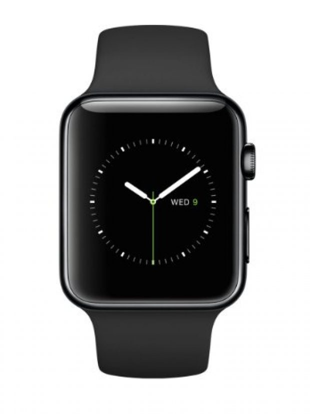 The Apple Watch is 23 percent off today (Photo via Amazon)