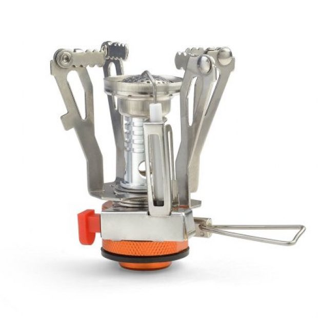 Normally $20, this camping stove is 40 percent off (Photo via Walmart)