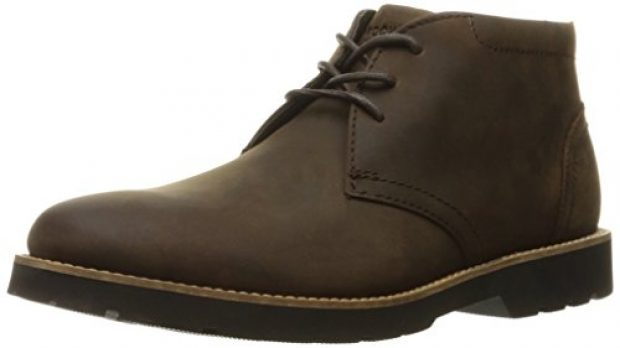 Normally $140, these Chukkas are 50 percent off. They come in both black and brown (Photo via Amazon)