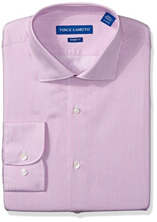 Normally $90, this men's dress shirt is 55 percent off (Photo via Amazon)