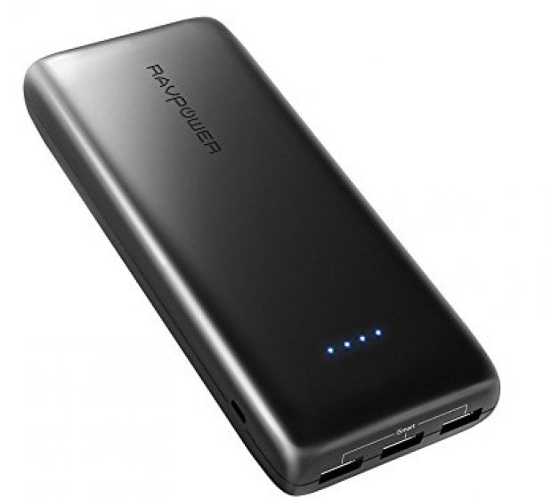 This RAVPower bank is 70 percent off today (Photo via Amazon)
