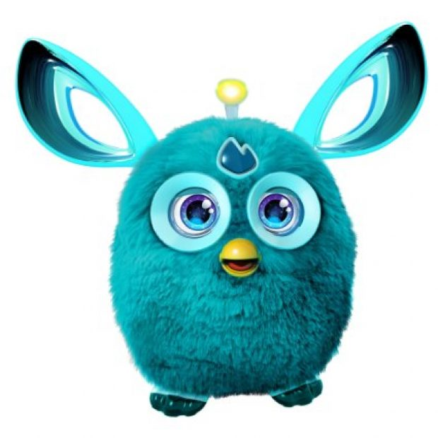 Normally $100, the Furby Connect is 60 percent off today. It is available in 5 different colors (Photo via Amazon)