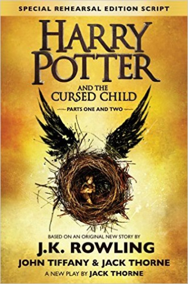 Normally $30, 'Harry Potter and the Cursed Child' is currently 40 percent off (Photo via Amazon)
