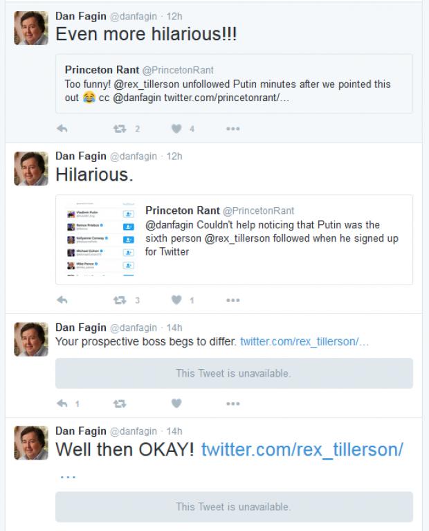 Fagin Twitter