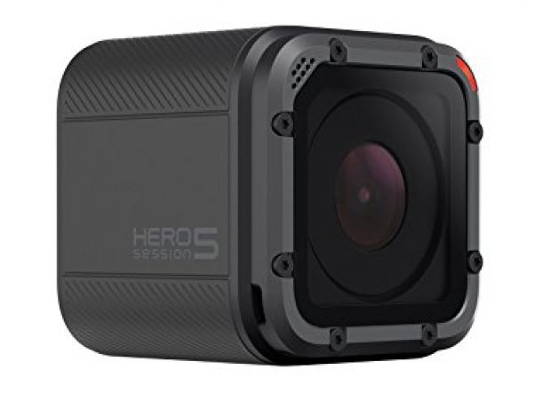 Danza used the GoPro HERO5 Session (Photo via Amazon)