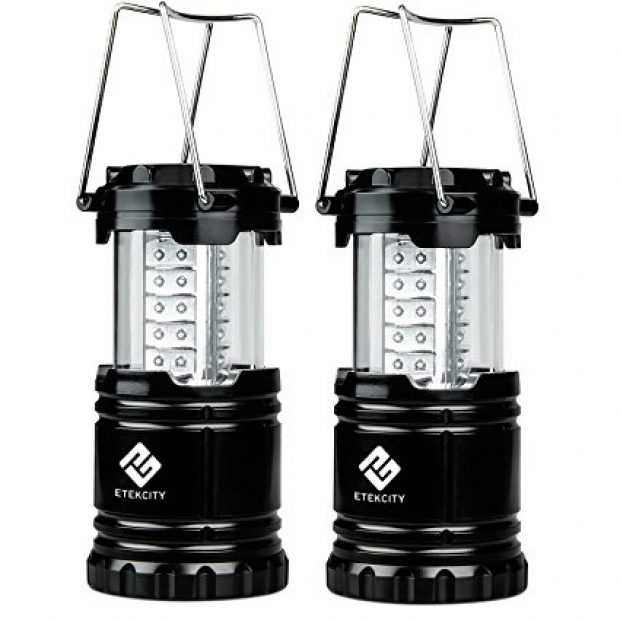 These camping lanterns are 74 percent off (Photo via Amazon)
