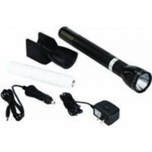 This flashlight system costs less than $100 (Photo via Walmart)