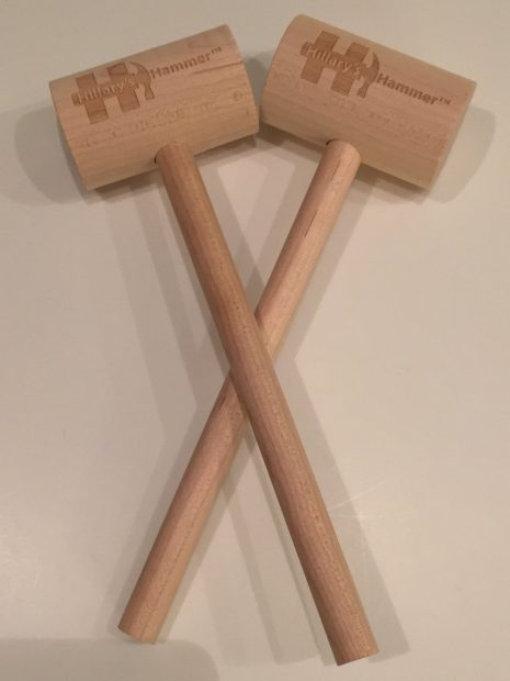 Hillary's Maryland Hammers (Photo via Hillary's Hammers(