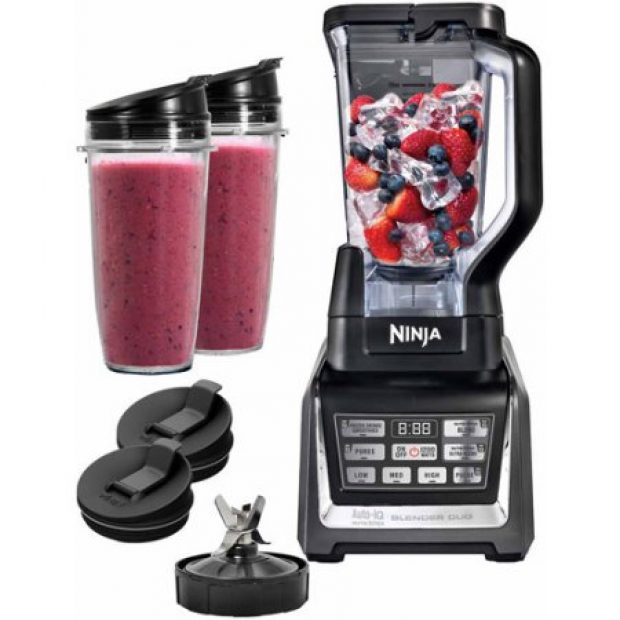 Normally $180, this Ninja blender is 11 percent off (Photo via Walmart)