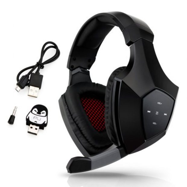 Normally $86, these gaming headphones are 53 percent off for Cyber Week (Photo via Walmart)