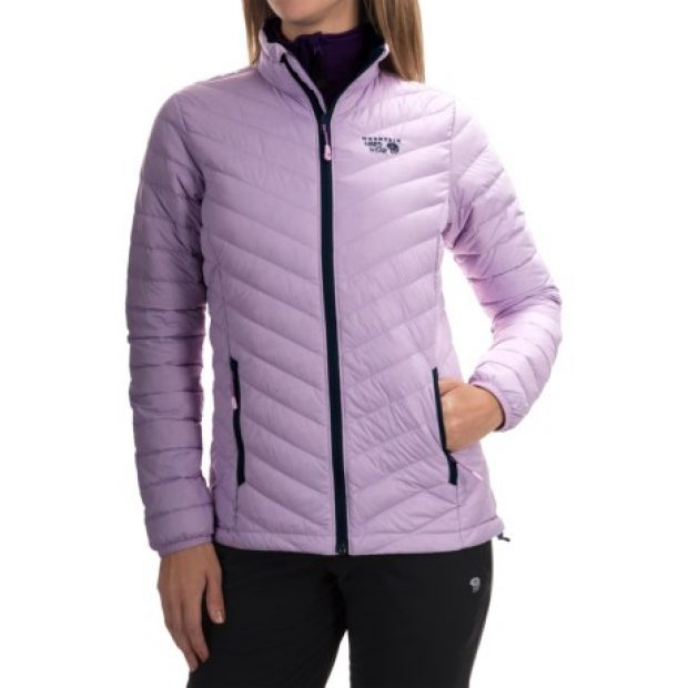 Typically $180, save 44 percent on this down jacket (Photo via Sierra Trading Post)