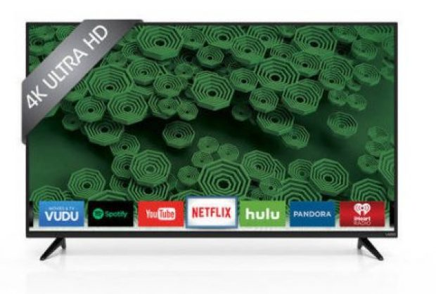 Normally $600, this Vizio Smart TV is 25 percent for Cyber Week (Photo via Walmart)