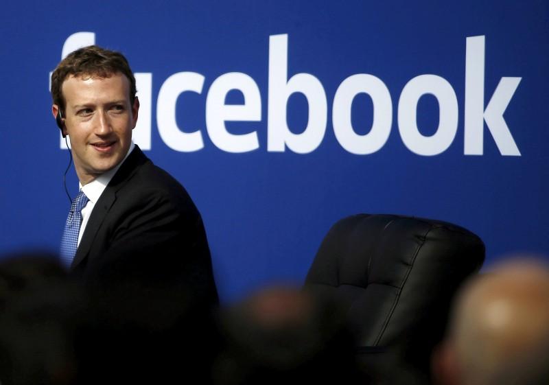 Mark Zuckerberg (Reuters Pictures)