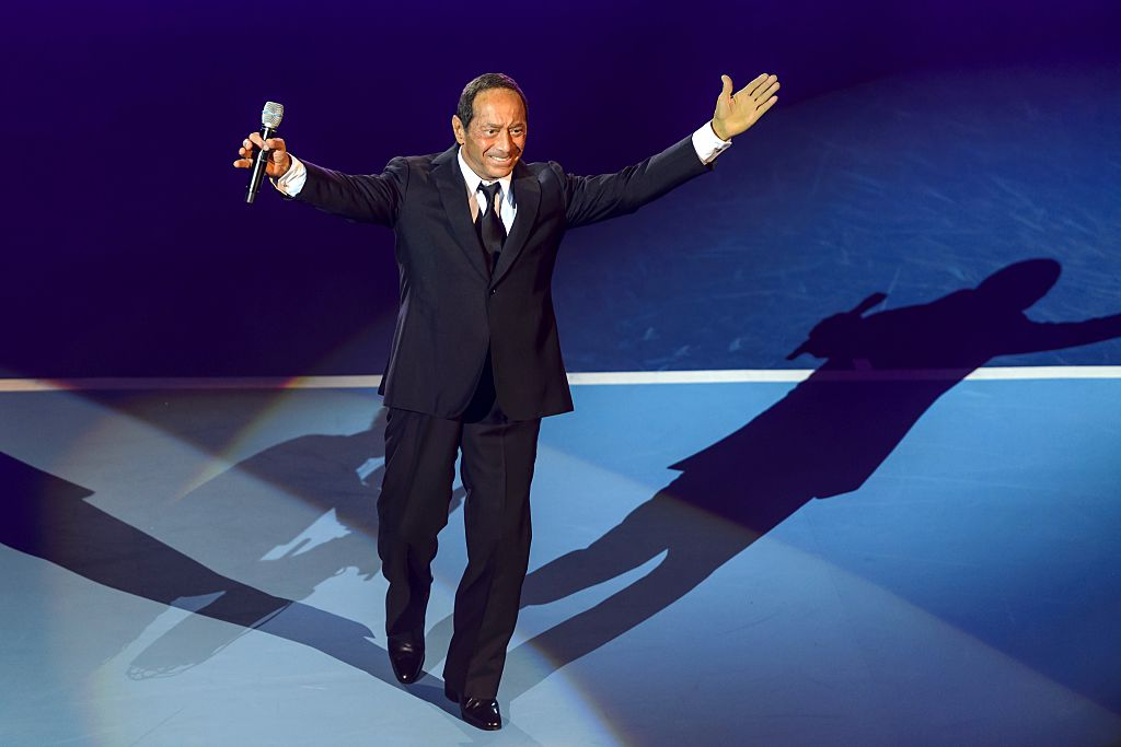 Canadian-born singer and songwriter Paul Anka (Photo credit: FABRICE COFFRINI/AFP/Getty Images)