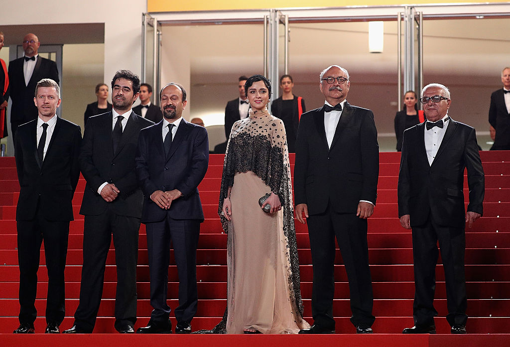 """The Salesman (Forushande)"" Premiere during the 69th annual Cannes Film Festival at the Palais des Festivals on May 21, 2016 in Cannes, France"