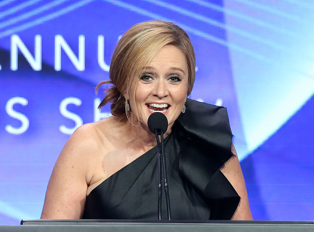 Samantha Bee (Photo credit: Getty Images)