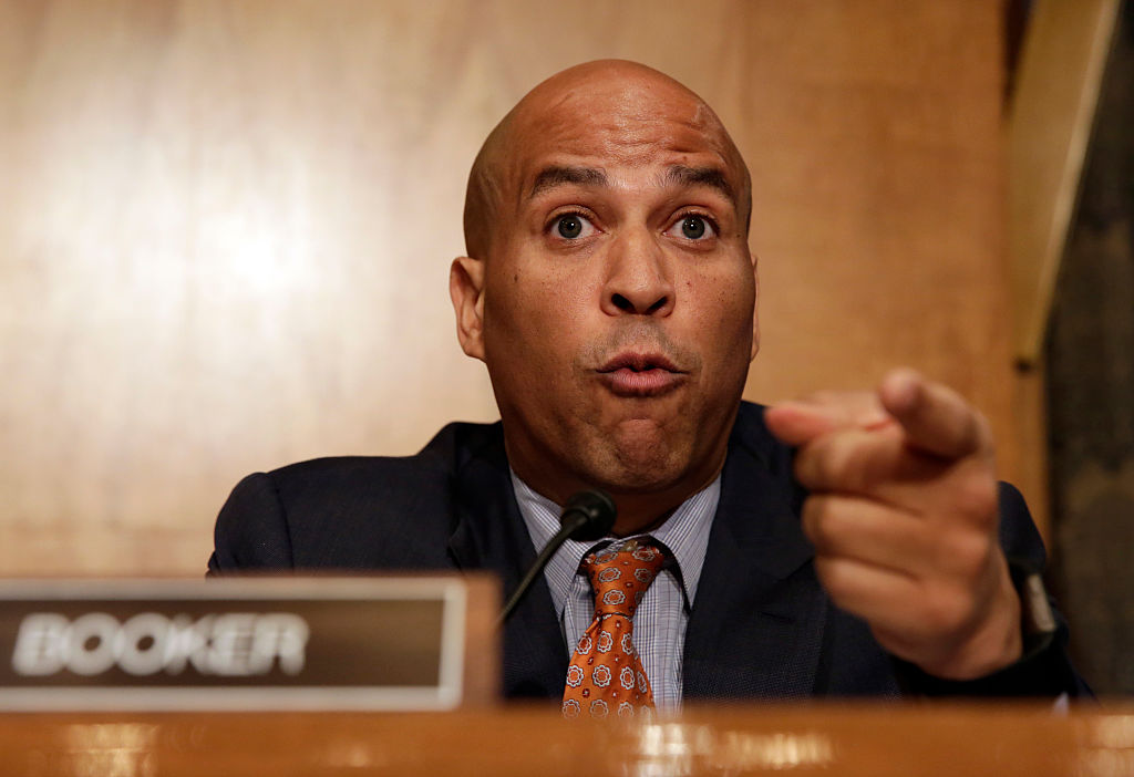 Cory Booker (Getty Images)