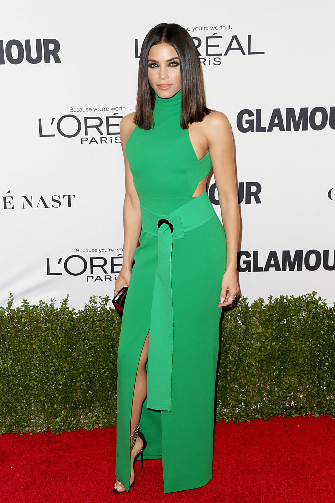 Actress/Dancer Jenna Dewan Tatum attends Glamour Women Of The Year 2016 at NeueHouse Hollywood on November 14, 2016 in Los Angeles, California. (Photo by Frederick M. Brown/Getty Images)