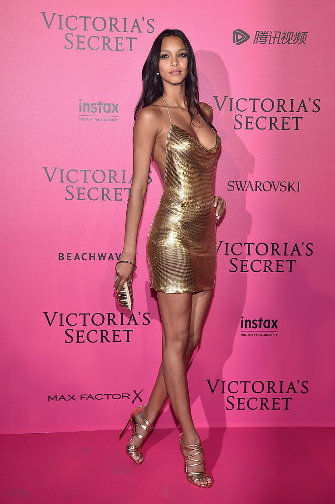 Lais Ribeiro attends the 2016 Victoria's Secret Fashion Show after party on November 30, 2016 in Paris, France. (Photo by Pascal Le Segretain/Getty Images for Victoria's Secret)