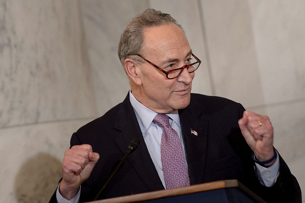 Chuck Schumer (Getty Images)