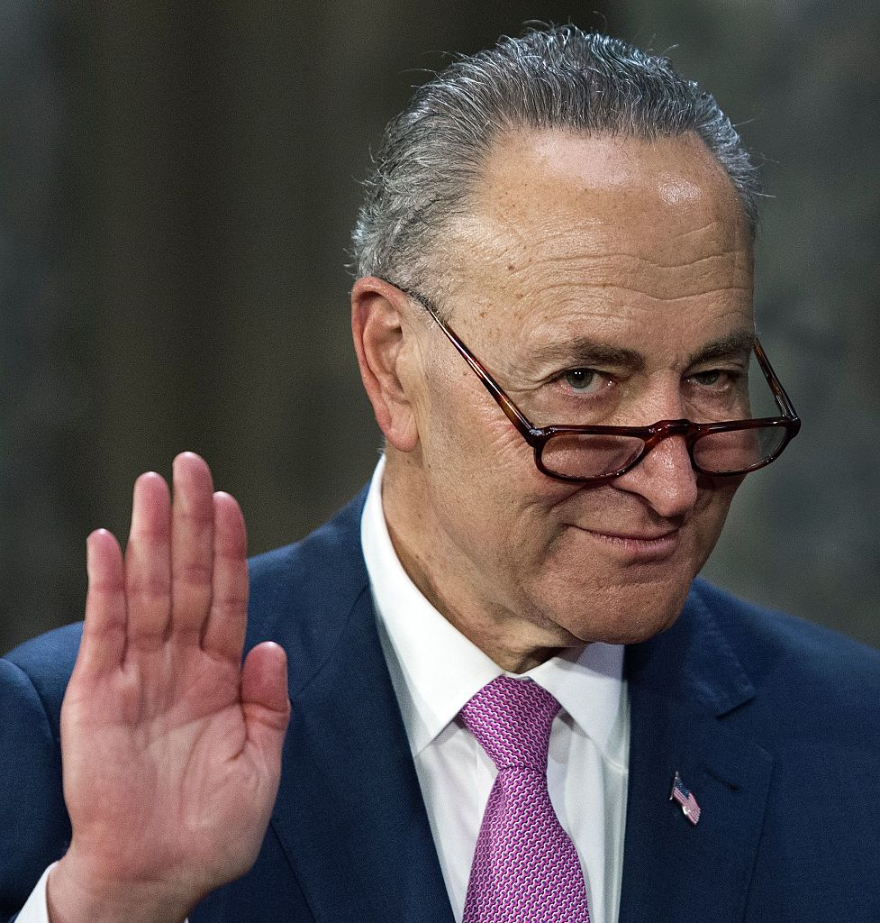 Sen. Chuck Schumer (Getty Images)