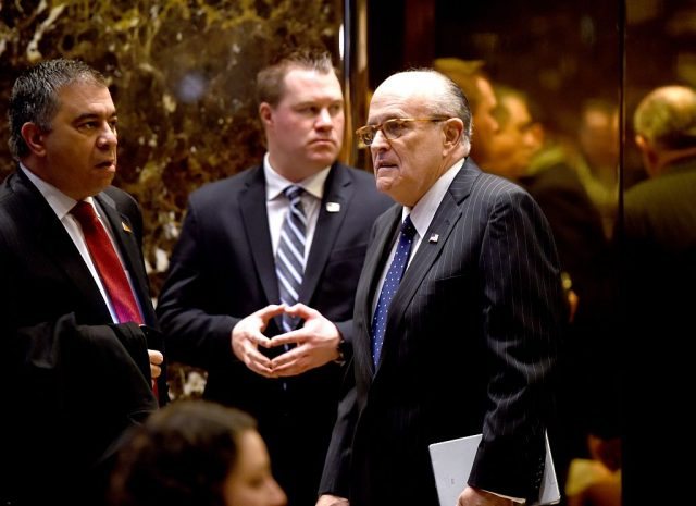 Rudy Giuliani (Getty Images)