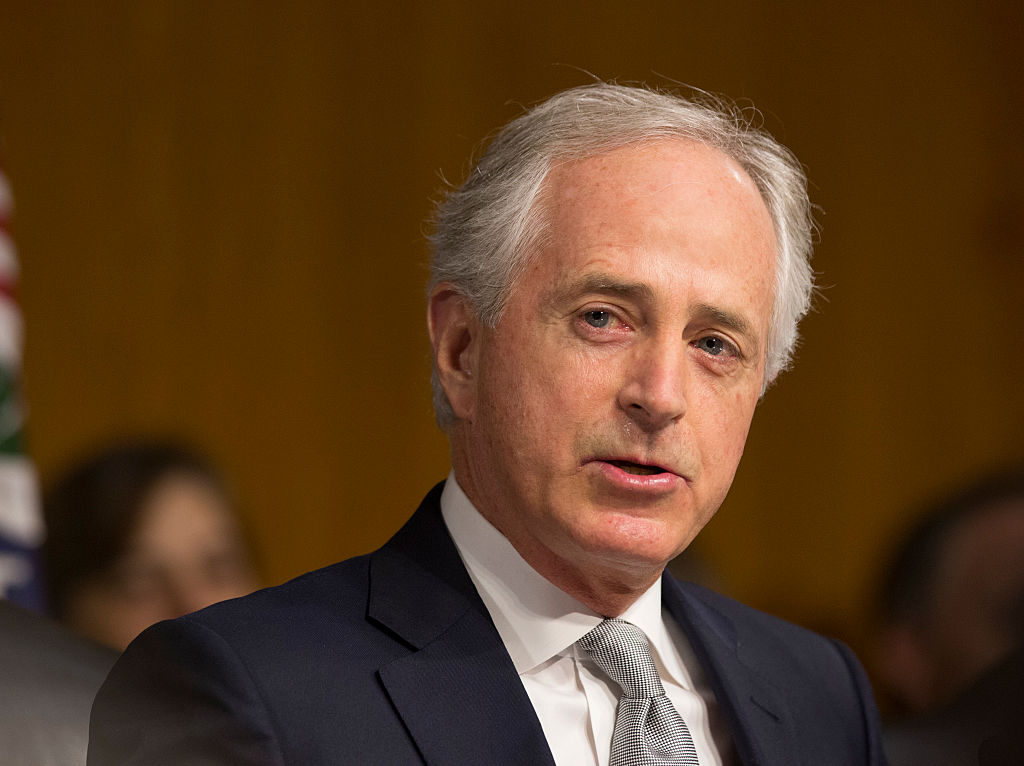 Bob Corker (Getty Images)