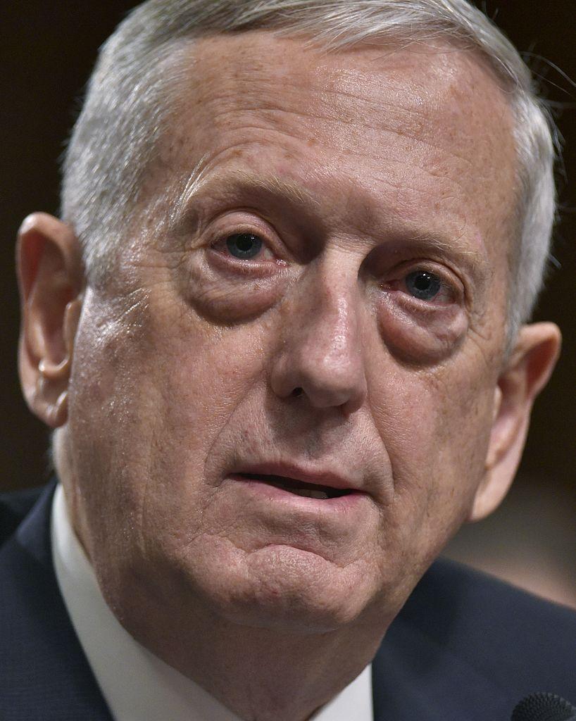 Gen. James Mattis (Getty Images)
