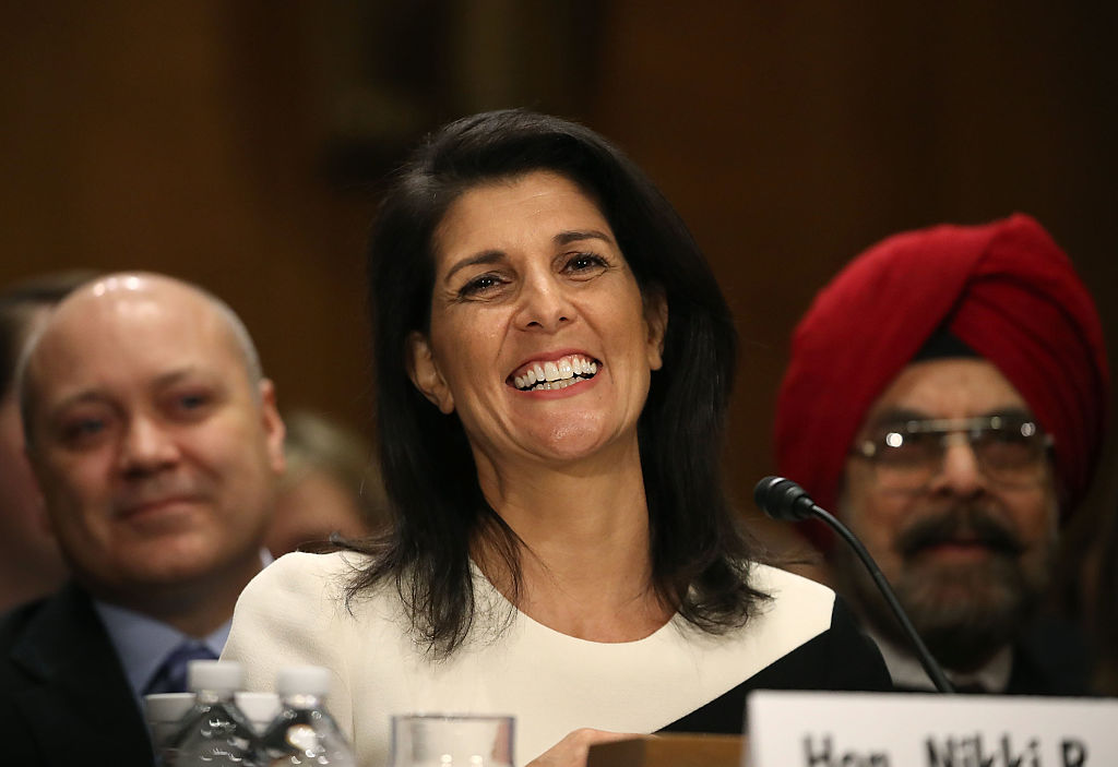 Nikki Haley (Getty Images)