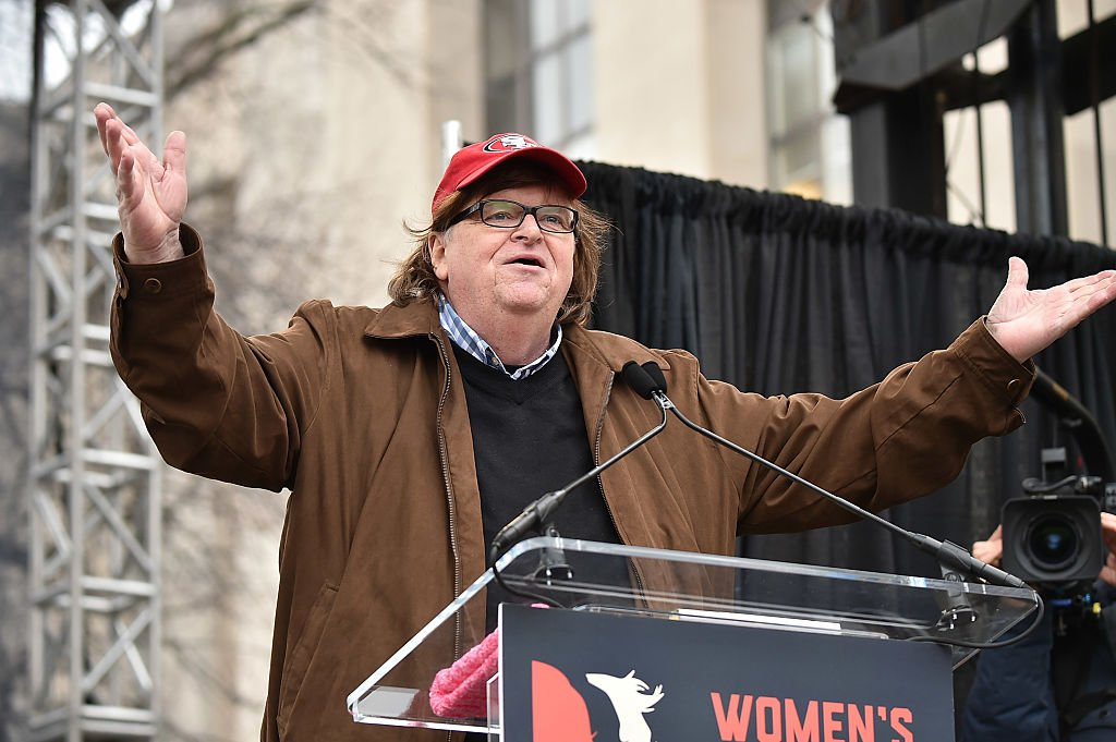 Michael Moore (Getty Images)