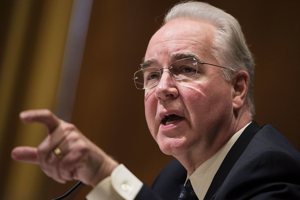 Tom Price (Getty Images)