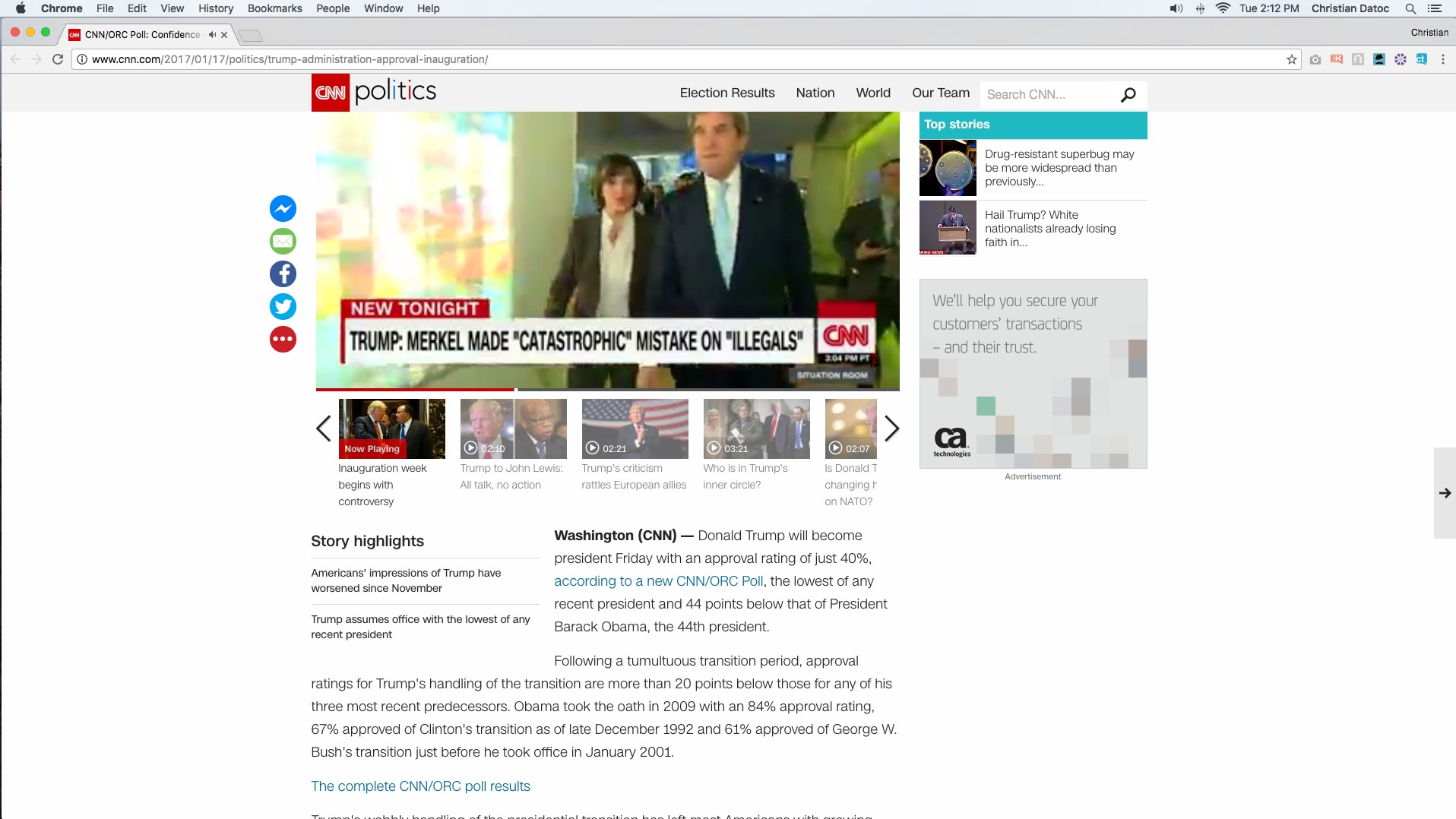 screenshot, CNN