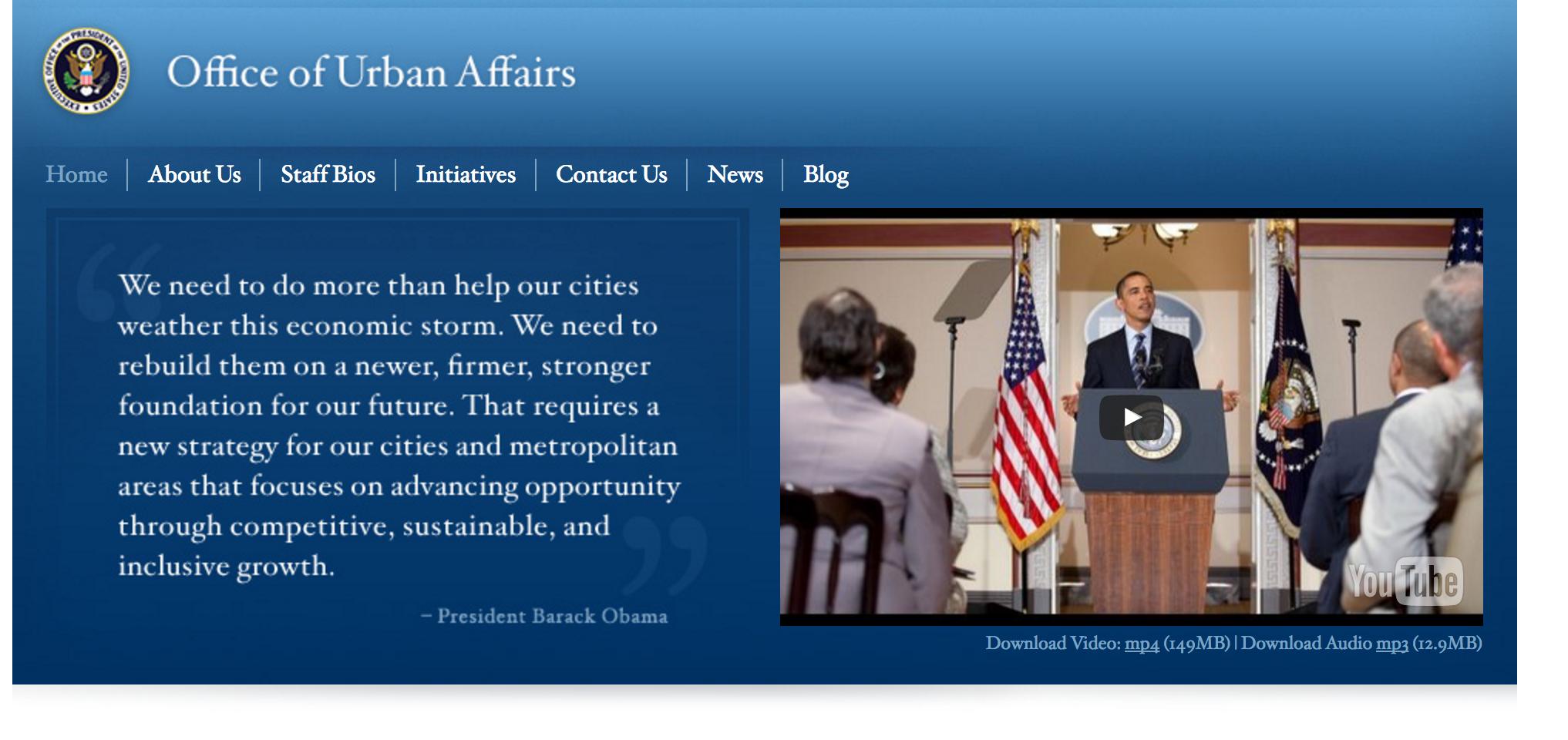 (Screenshot/White House)