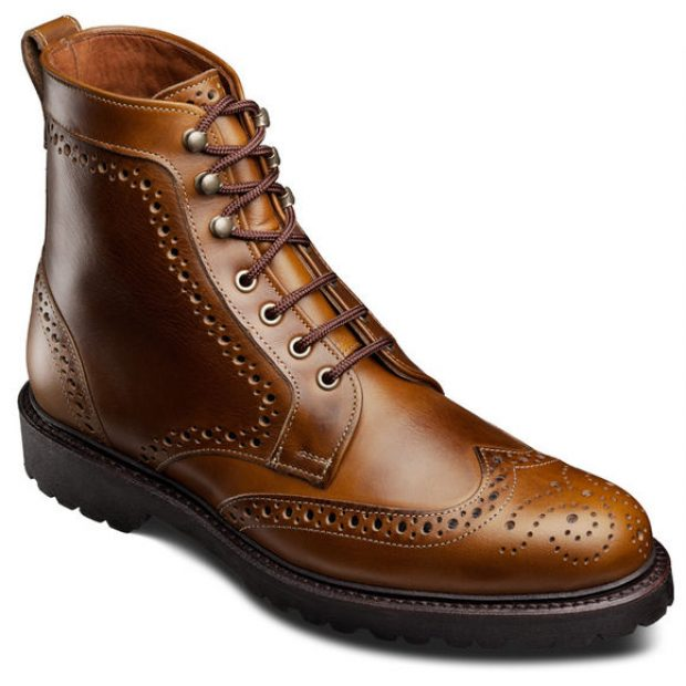 Normally $350, this boot is $100 off right now (Photo via Allen Edmonds)