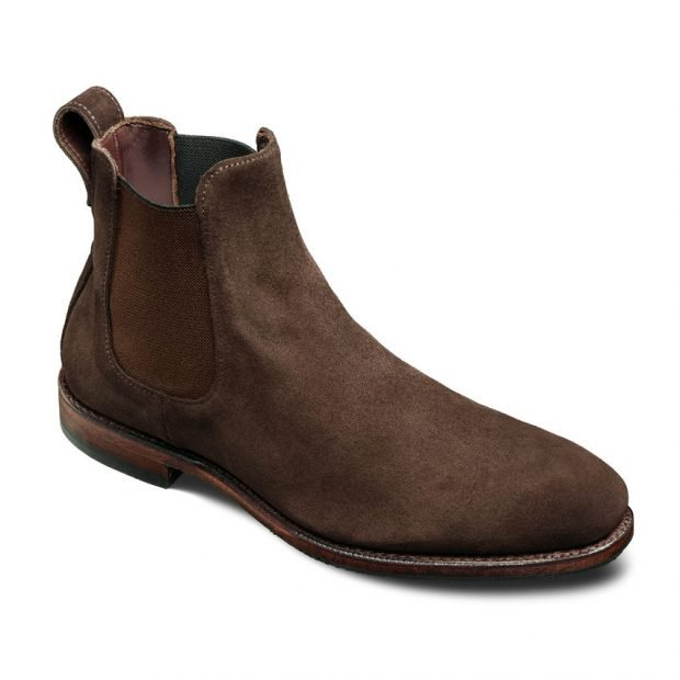 Normally $445, these boots are $100 off (Photo via Allen Edmonds)