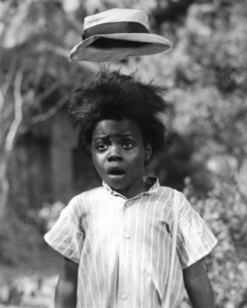 Buckwheat from Our Gang