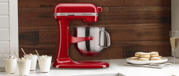 There's a reason this KitchenAid stand mixer is the most popular (Photo via Amazon)