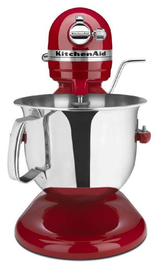 Normally $430, this stand mixer is 38 percent off today (Photo via Amazon)