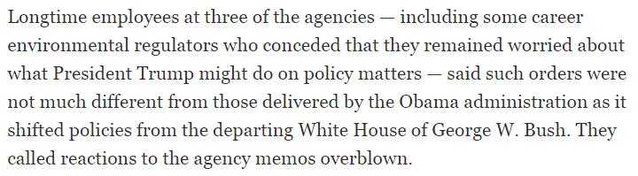 New York Times story on gag order